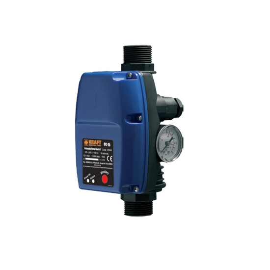 Ηλεκτρονικός Ελεγκτής Πίεσης Νερού KRAFT 43544