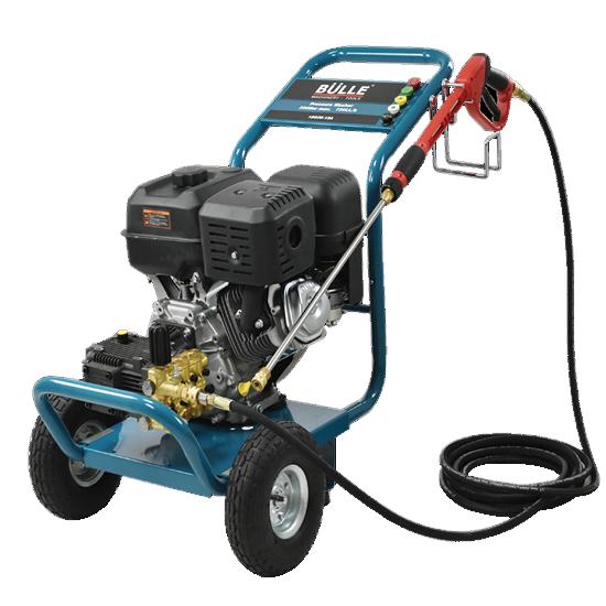 Πλυστικό Μηχάνημα Βενζινοκίνητο Υψηλής Πίεσης BULLE 605206