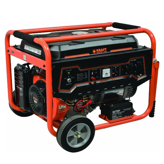 Ηλεκτρογεννήτρια Βενζίνης KRAFT 63745