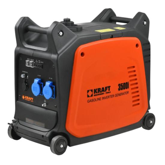 Ηλεκτρογεννήτρια Βενζίνης Inverter KRAFT 63767