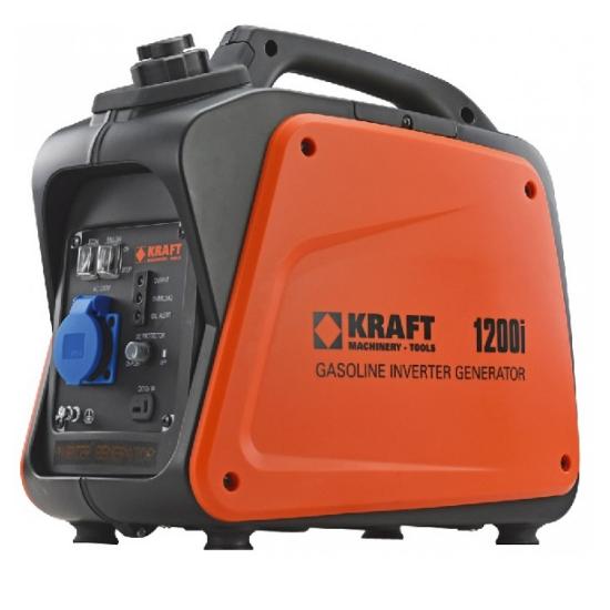 Ηλεκτρογεννήτρια Βενζίνης Inverter KRAFT 63768