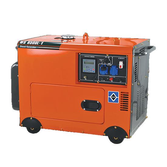 Ηλεκτρογεννήτρια Πετρελαίου KRAFT 63776