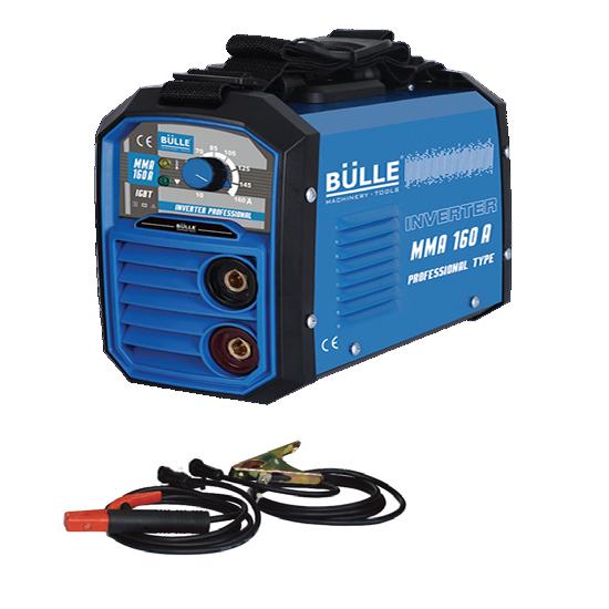 Ηλεκτροσυγκόλληση Inverter Ηλεκτροδίου (ΜΜΑ) BULLE  657001