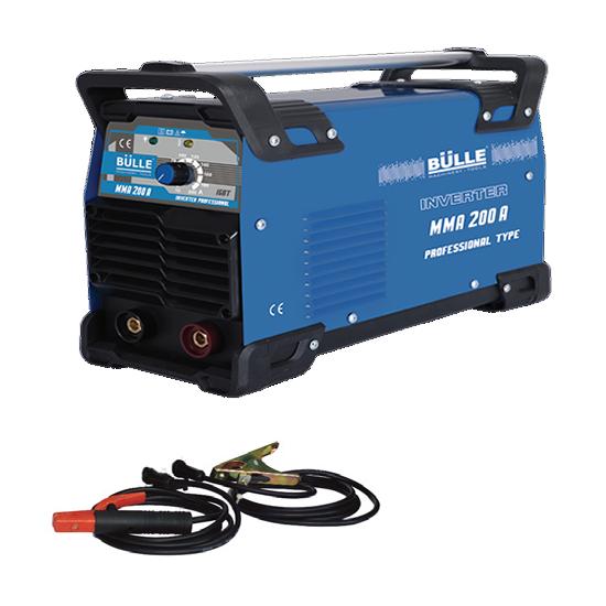 Ηλεκτροσυγκόλληση Inverter Ηλεκτροδίου (ΜΜΑ) BULLE 657002
