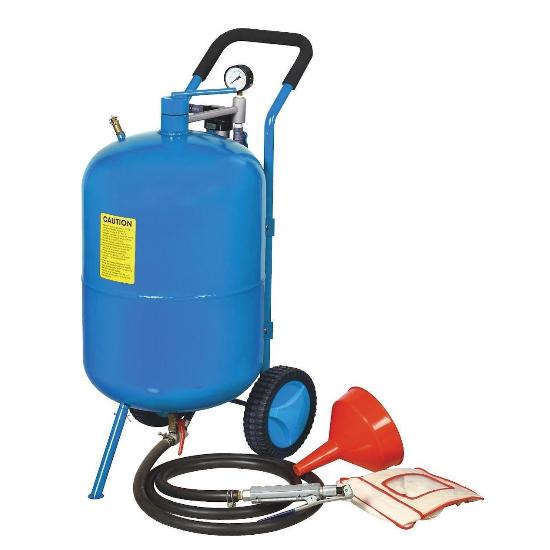 Αμμοβολή Τροχήλατη Υψηλής Πίεσης EXPRESS 43249