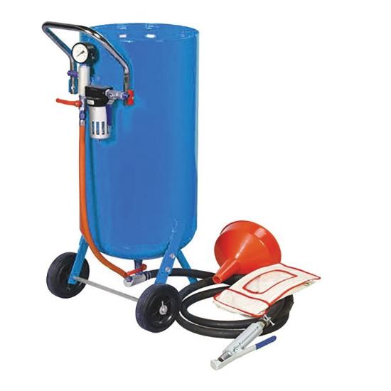 Αμμοβολή Τροχήλατη Υψηλής Πίεσης EXPRESS 43250