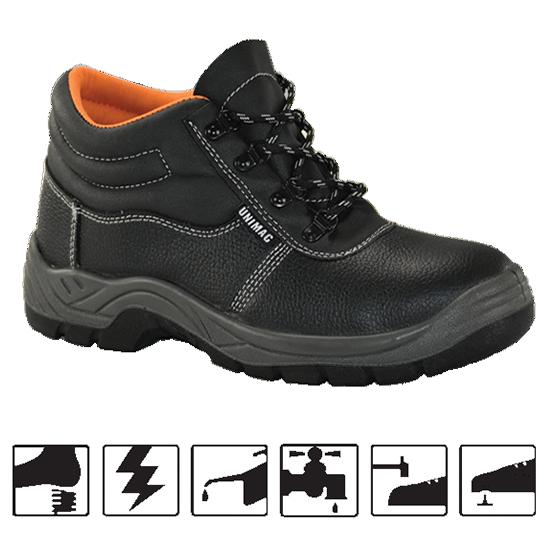 Παπούτσια Εργασίας με προστασία UNIMAC 710201