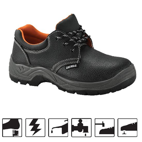 Παπούτσια Εργασίας με προστασία UNIMAC 710209