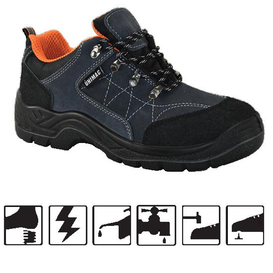 Παπούτσια Εργασίας με προστασία UNIMAC 710217