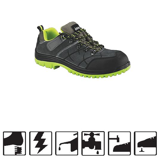 Παπούτσια Εργασίας με προστασία UNIMAC 710225