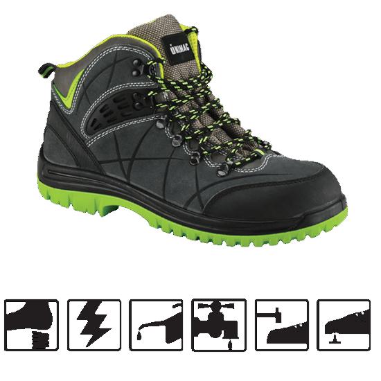 Παπούτσια Εργασίας με προστασία UNIMAC 710233