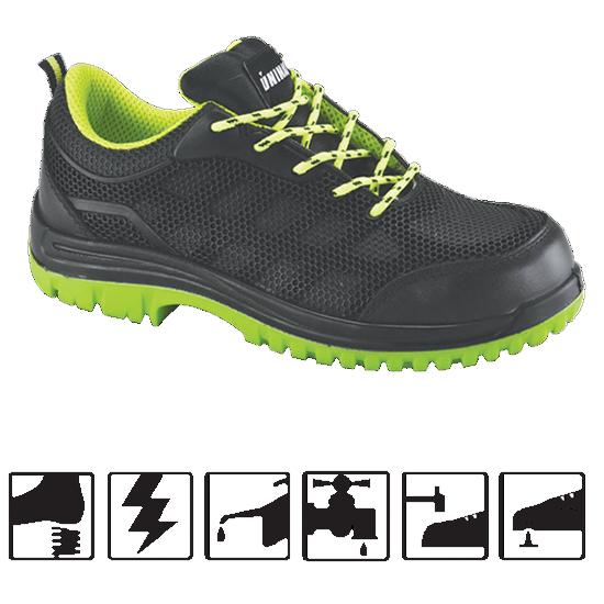 Παπούτσια Εργασίας με προστασία UNIMAC 710241