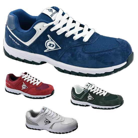 Παπούτσια Εργασίας με προστασία DUNLOP 710851