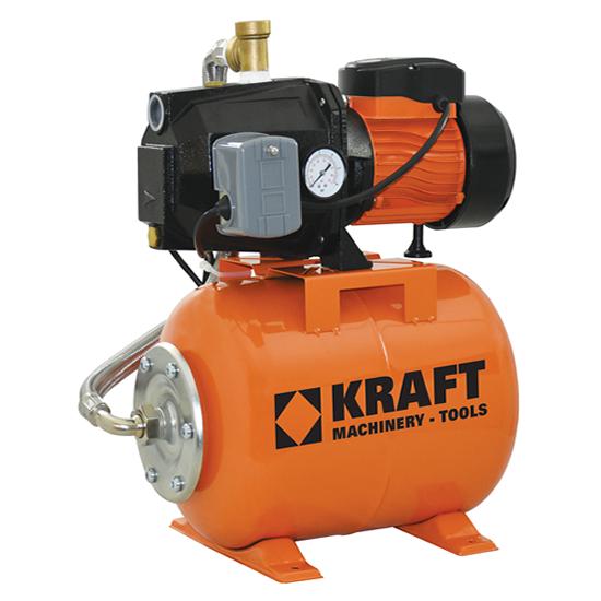Πιεστικό Συγκρότημα με Δοχείο KRAFT 63539