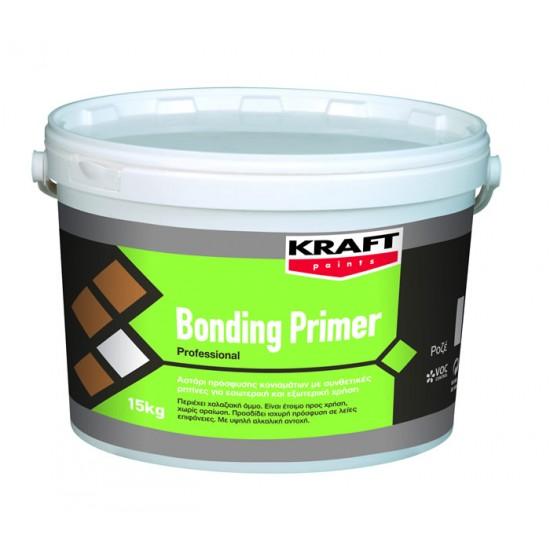 Bonding Primer 15kg Kraft λευκό ακρυλικό αστάρι