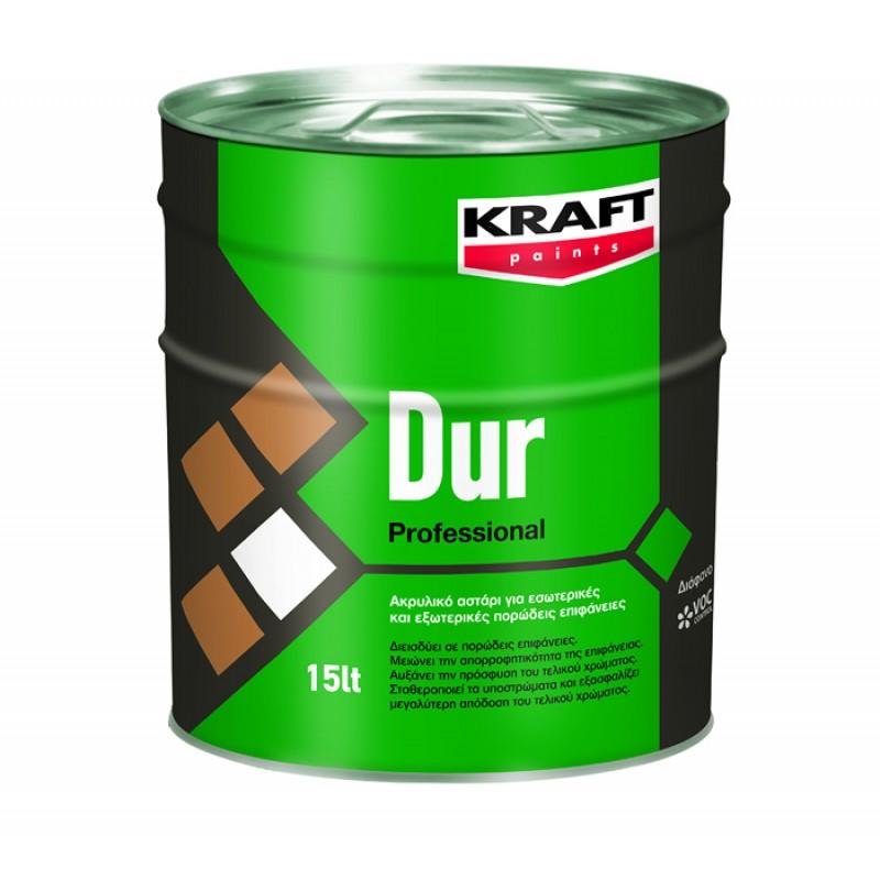 Dur 15LT Kraft ακρυλικό αστάρι