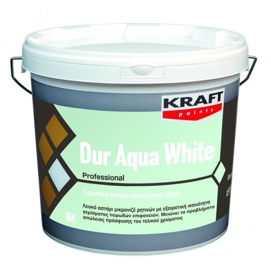 Dur Aqua White 0.75 LT Kraft  λευκό αστάρι ρητινών