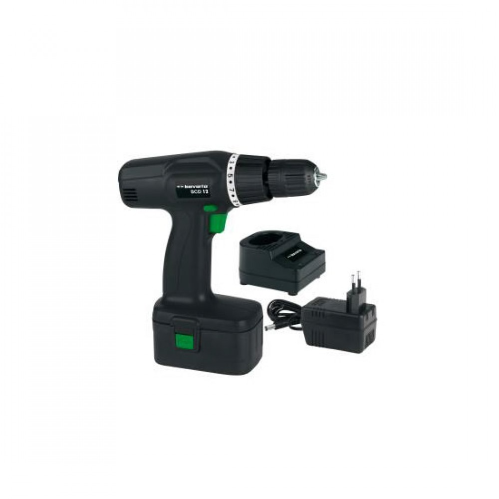 BCD 12 Επαναφορτιζόμενο δραπανοκατσάβιδοΗλεκτρικά Εργαλεία