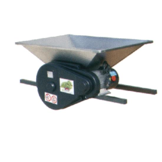 Σπαστήρας σταφυλιών ηλεκτρικός GRIFO PM INOX