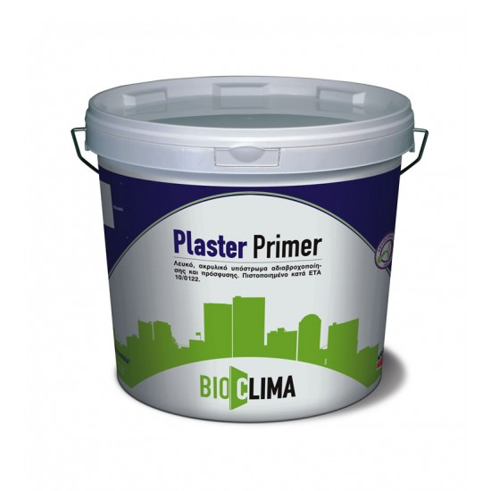 PlasterPrimer® Kraft 10 LT Ακρυλικό αστάρι αδιαβροχοποίησης