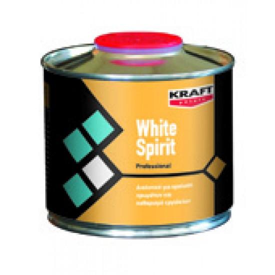 Διαλυτικό White Spirit Kraft 0,375lt