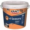 4 Seasons  Kraft 3LT 100% ακρυλικό χρώμα αυτοκαθαριζόμενο