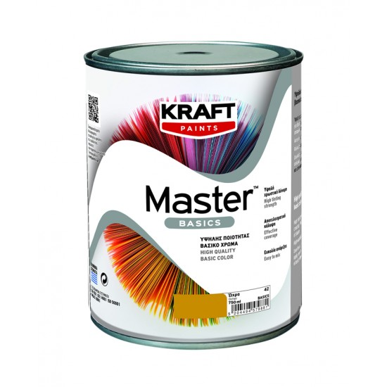 Master Basics 0.18LT Kraft