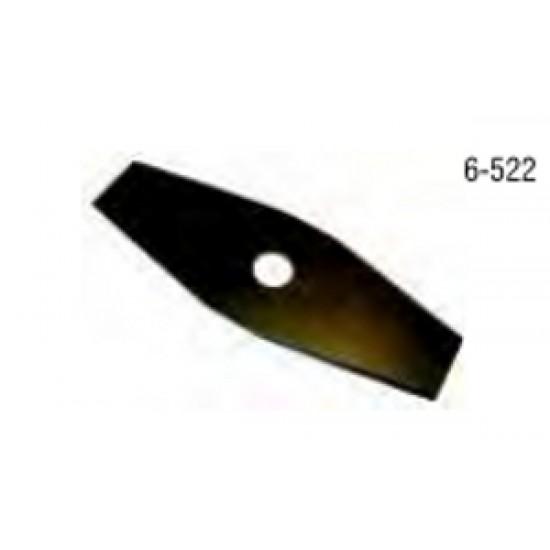 Δίσκος θαμνοκοπτικός  με 2  δόντια Μεταλλικός 26cm