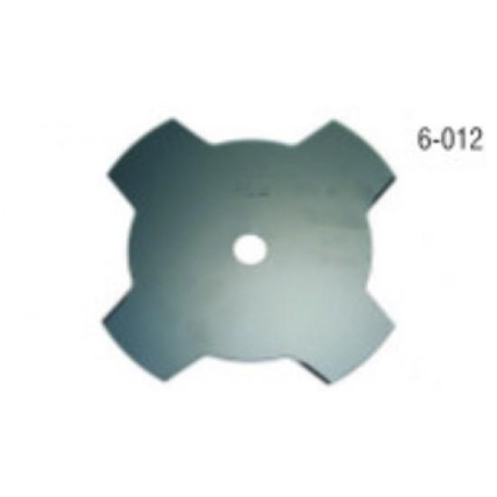 Δίσκος θαμνοκοπτικός  με 4  δόντια Μεταλλικός Φ25