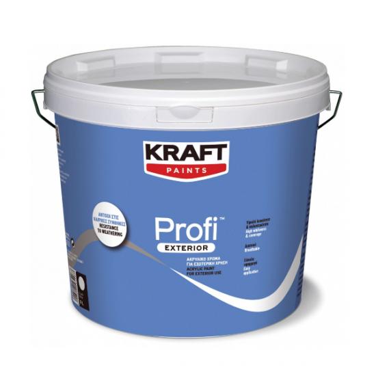 Profi Exterior Kraft 3LT ακρυλικό χρώμα