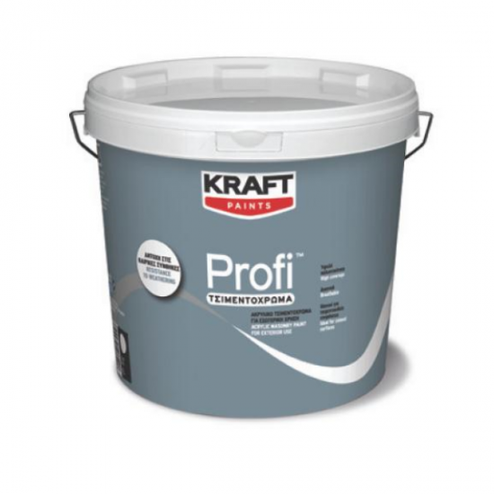 Profi Τσιμεντόχρωμα Kraft 1LT