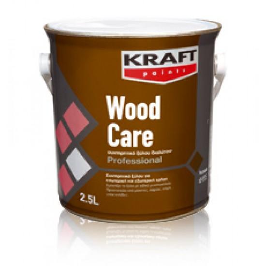 Wood Care Kraft 0,75LT Συντηρητικό Ξύλου Διαλύτου