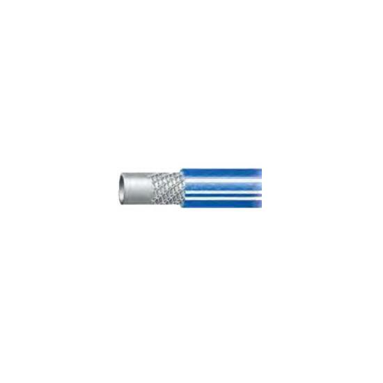 """Λάστιχο BLUE-LINE-HOSE Μπλέ-λευκή ρίγα 1"""" (25mm)"""
