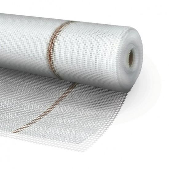 Αντιαλκαλικό πλέγμα οπλισμού - Kraft (ρολό 50m²)