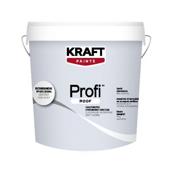Profi Roof Kraft 3L Ελαστομερές μονωτικό ταρατσών