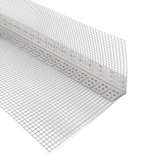 Γωνιόκρανο PVC,για καμπύλες επιφάνειες - Kraft (Συσκευασία:62,50m²)