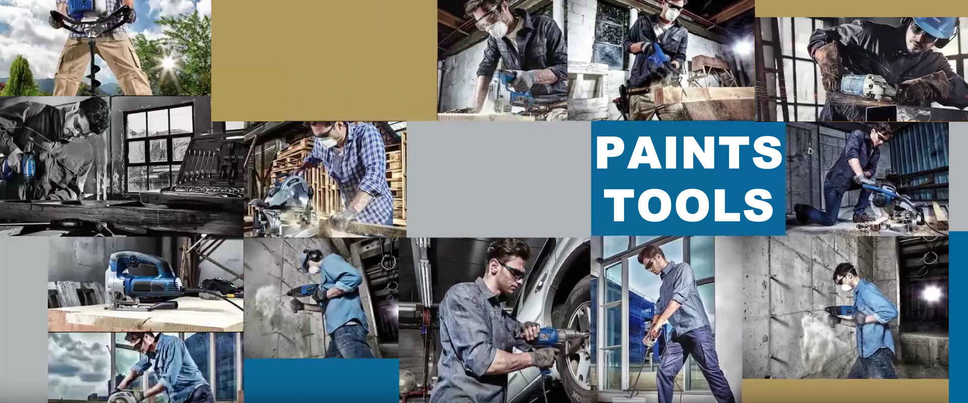paints-tools