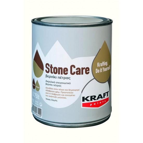 Stone Care  Kraft 2,5lt στεγανωτικό βερνίκι πέτρας